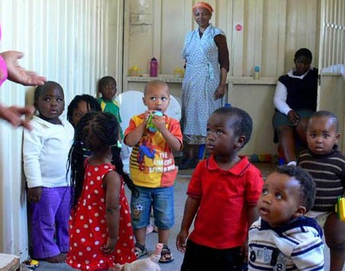 Hajo's Tours - Kinder-garden Social Project
